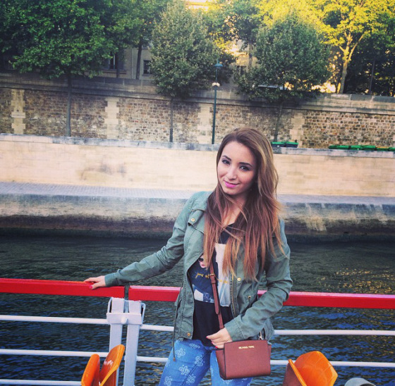 andreea design, follow me to paris, blogger, sena