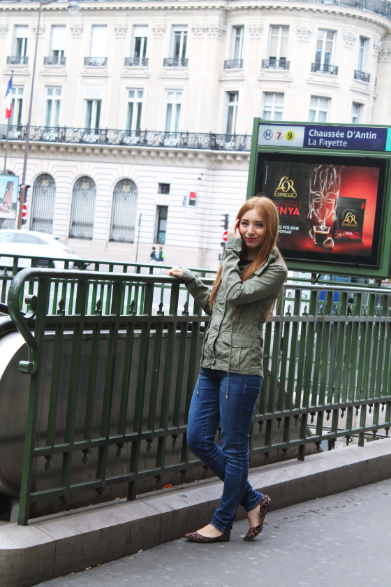 Andreea Design, follow me to paris, shopping time, blogger, lafayette