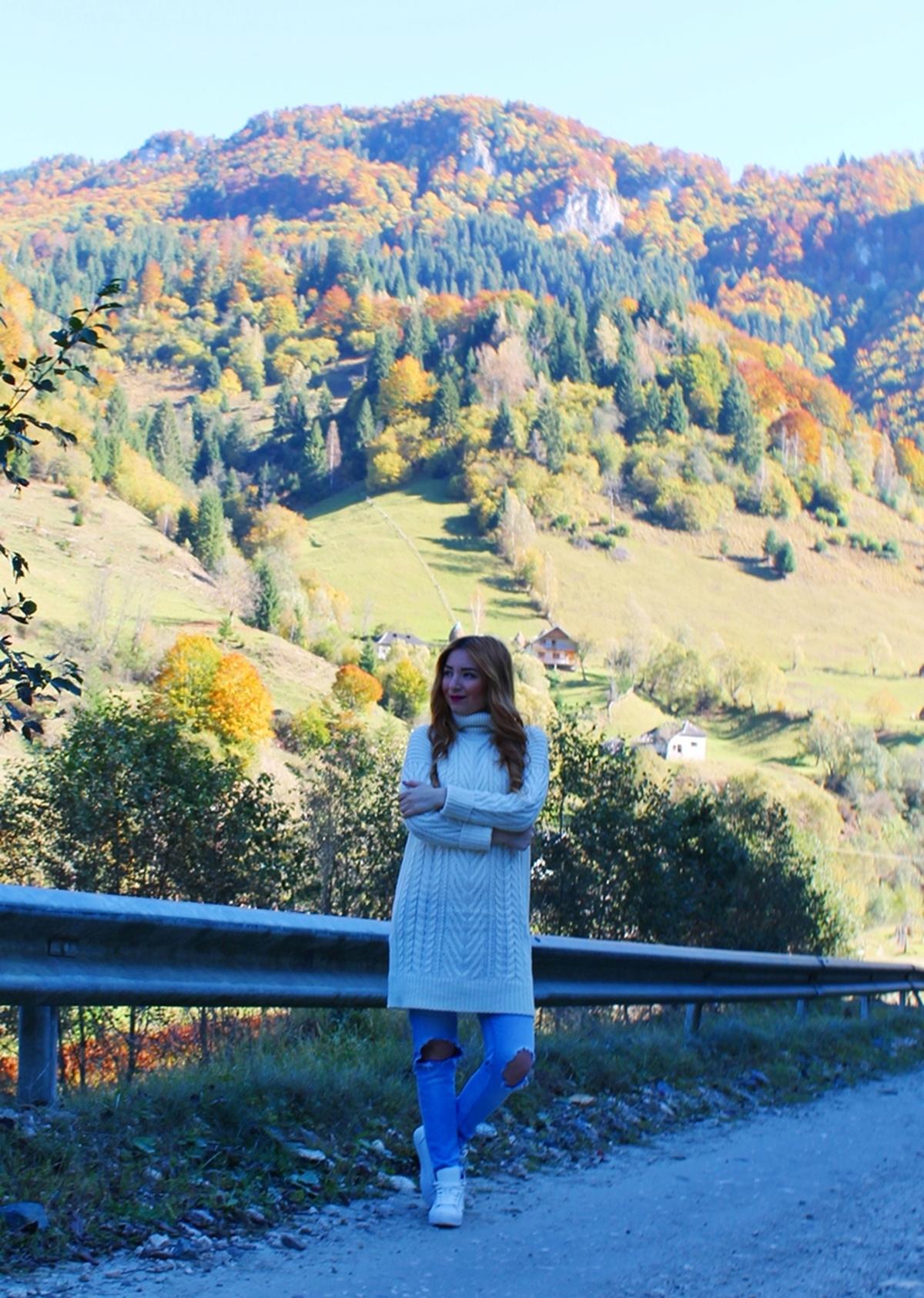 peisaj de munte toamna, rucar, saticul de jos, blogger, travel, andreea ristea, tinuta de munte