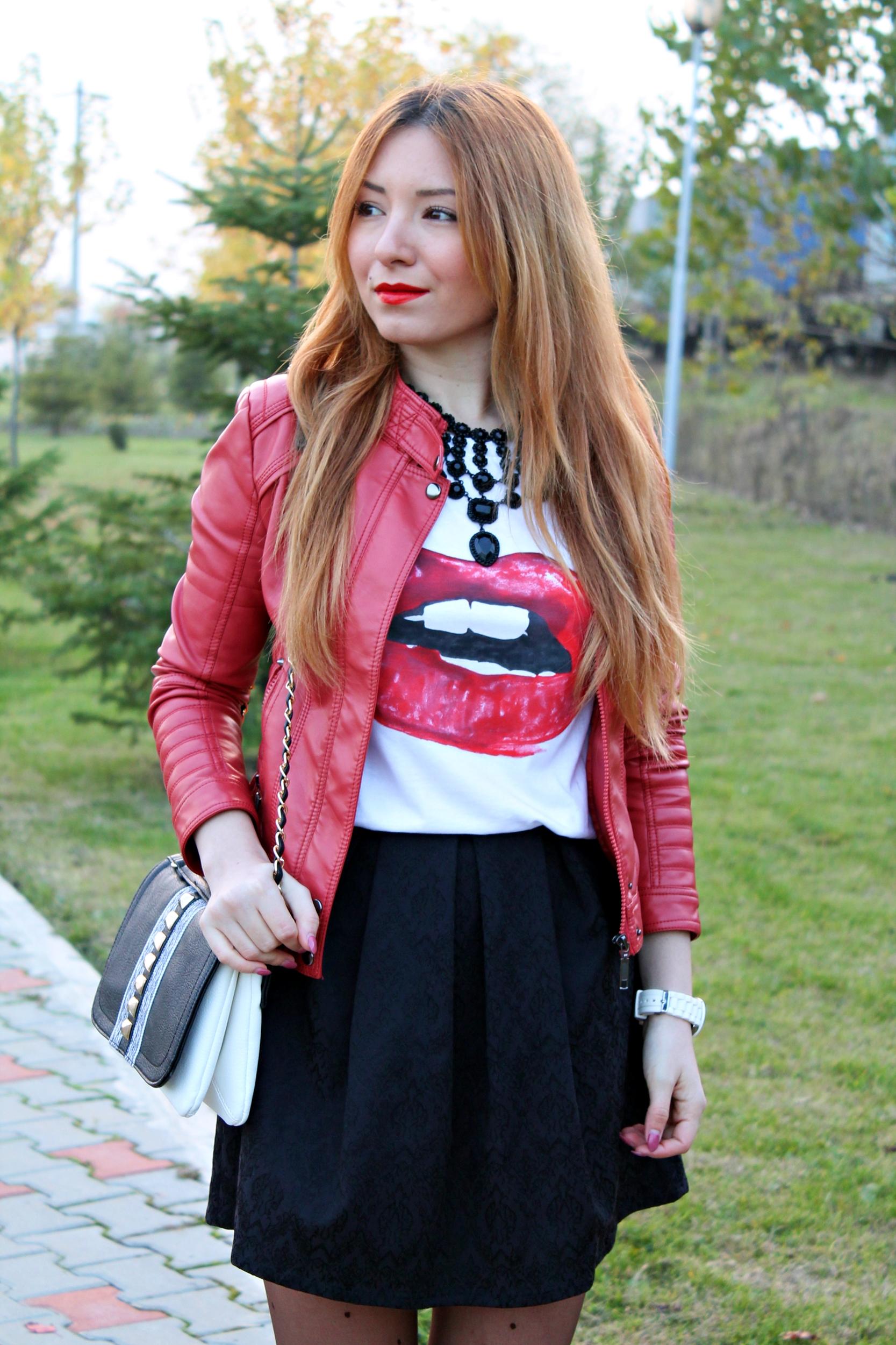 tinuta de toamna blogger de moda romania