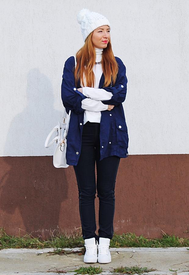 tinuta de iarna cu haine kurtmann blogger de moda