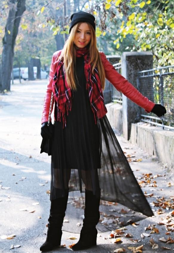 tinuta de toamna iarna blogger de moda romania arges