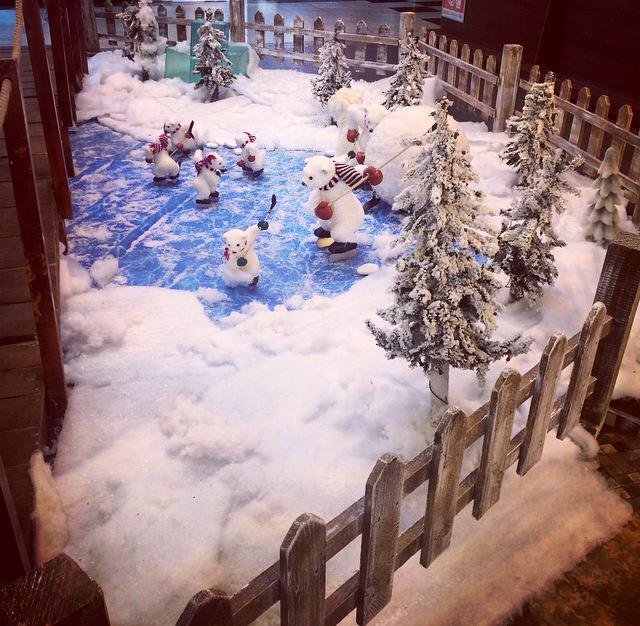 jupiter city, decembrie 2014, zapada, iarna, poze