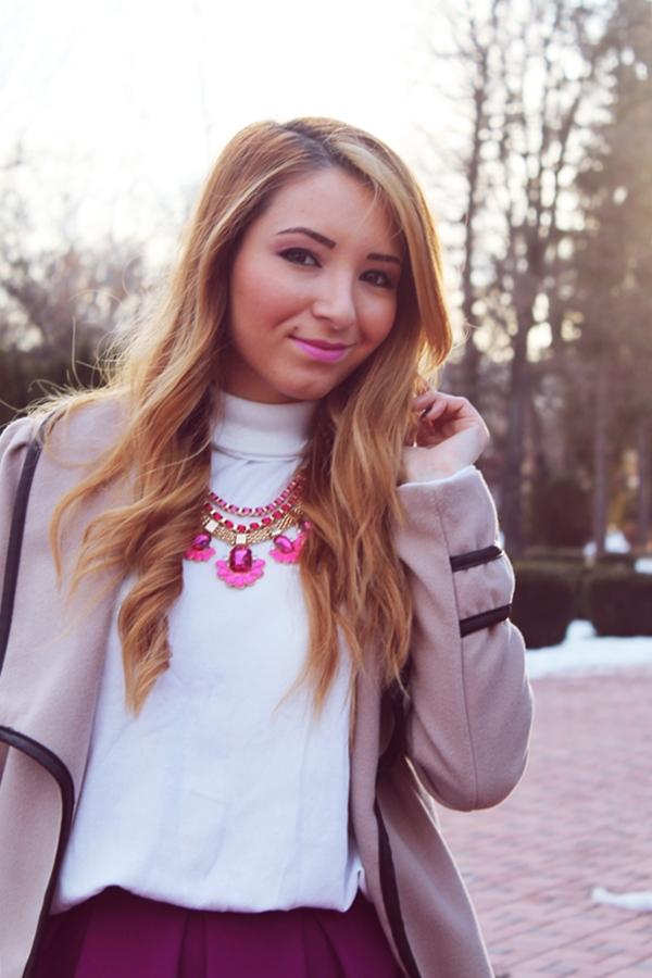par blond caramel, blog, Andreea Design