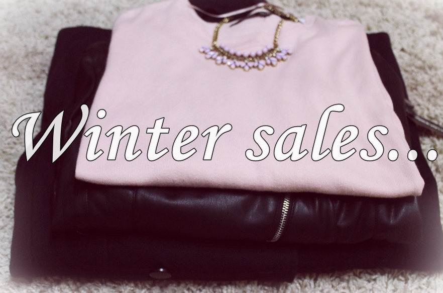 Winter sale blog