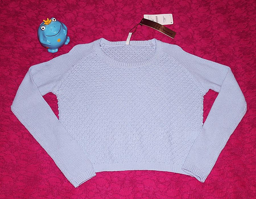 pulover stradivarius bleo