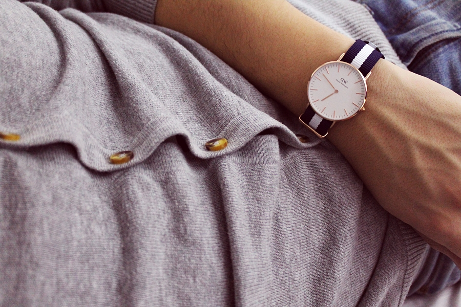 daniel wellington men watches