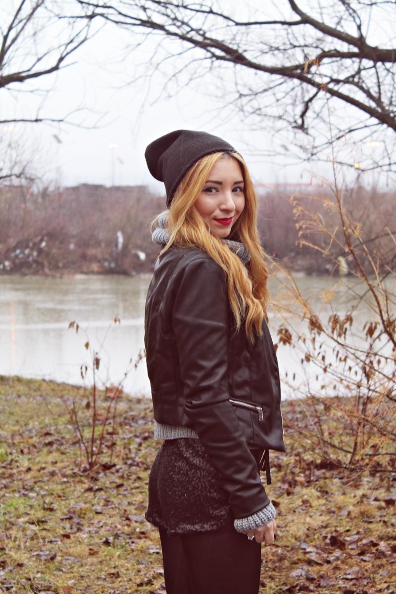 Andreea Design, blogger de moda, Pitesti, Arges - tinuta de iarna