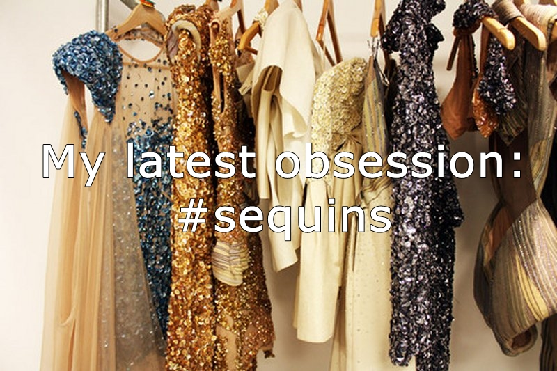 sequins fashion