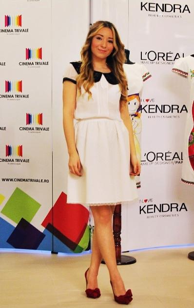Andreea Pantilinescu, Valentine's Day Fashion Show, Trivale, blogger, moda, pitesti, arges