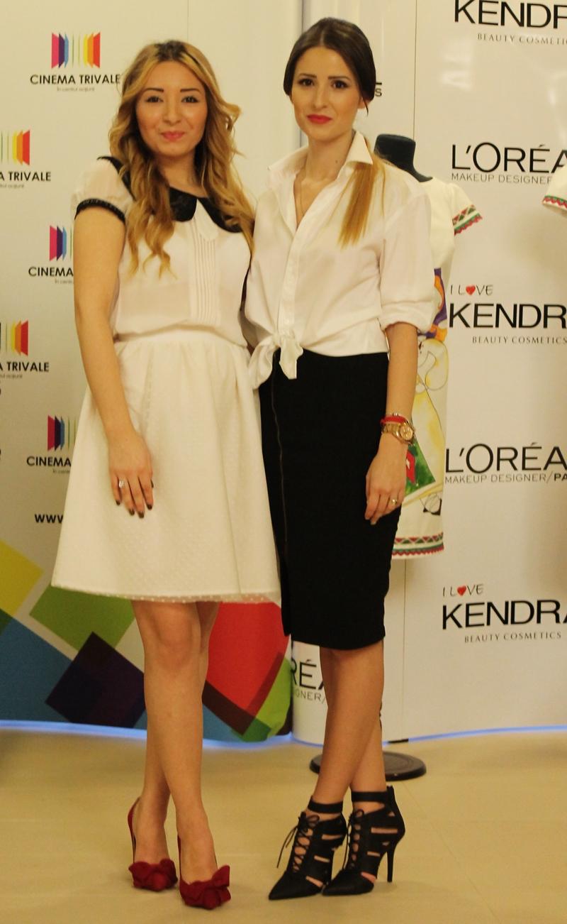 Fashion bloggers Pitesti, Deea Codrea, Andreea Pantilinescu