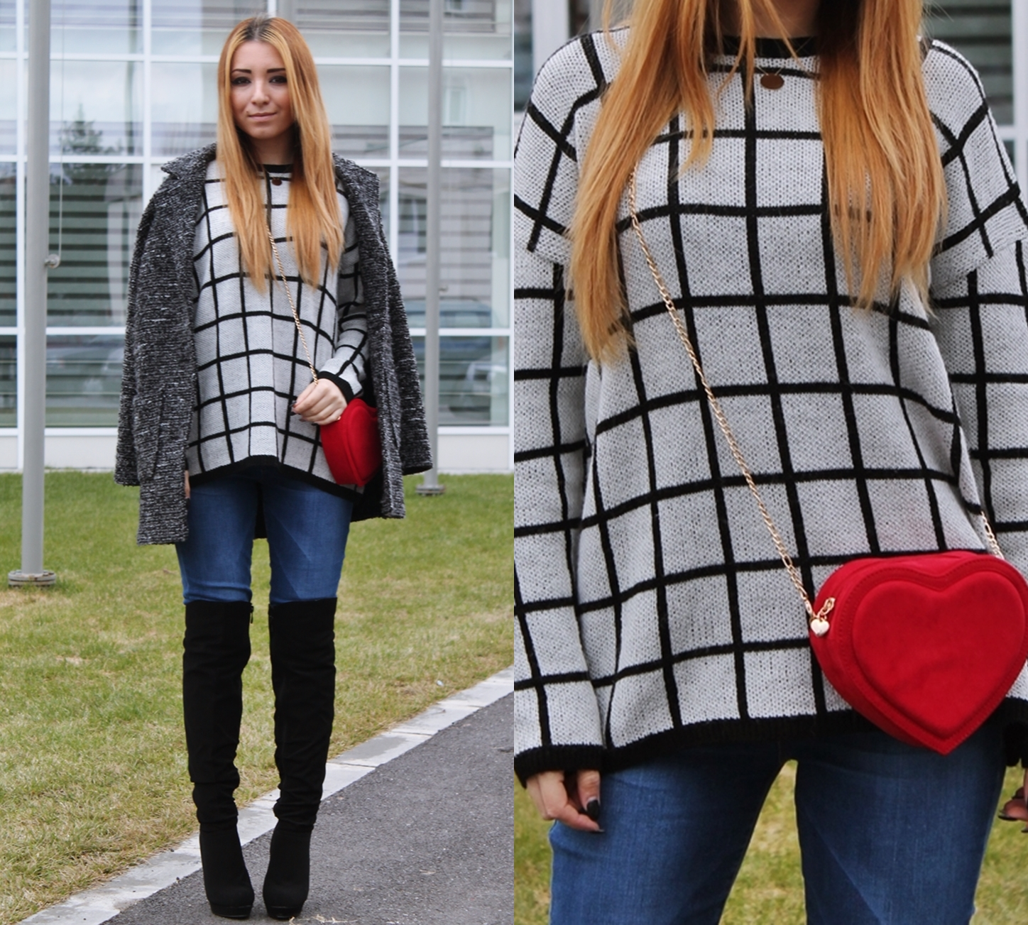 Andreea Design blog   tinuta de valentine's day   outfit street style