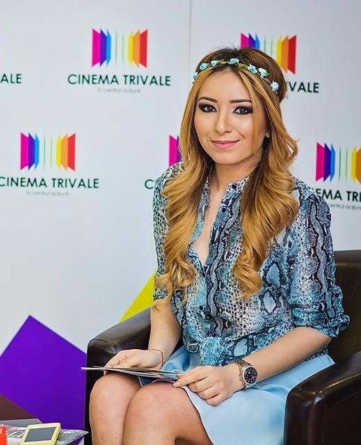 Andreea Pantilinescu Cinema Trivale