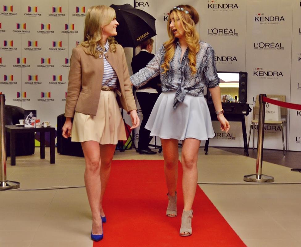 Valentina Ioana Penescu, Andreea Pantilinescu, blogger, moda, pitesti, cinema  trivale