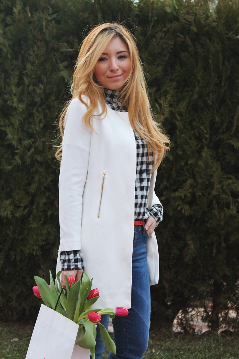 Andreea Design - spring outfit