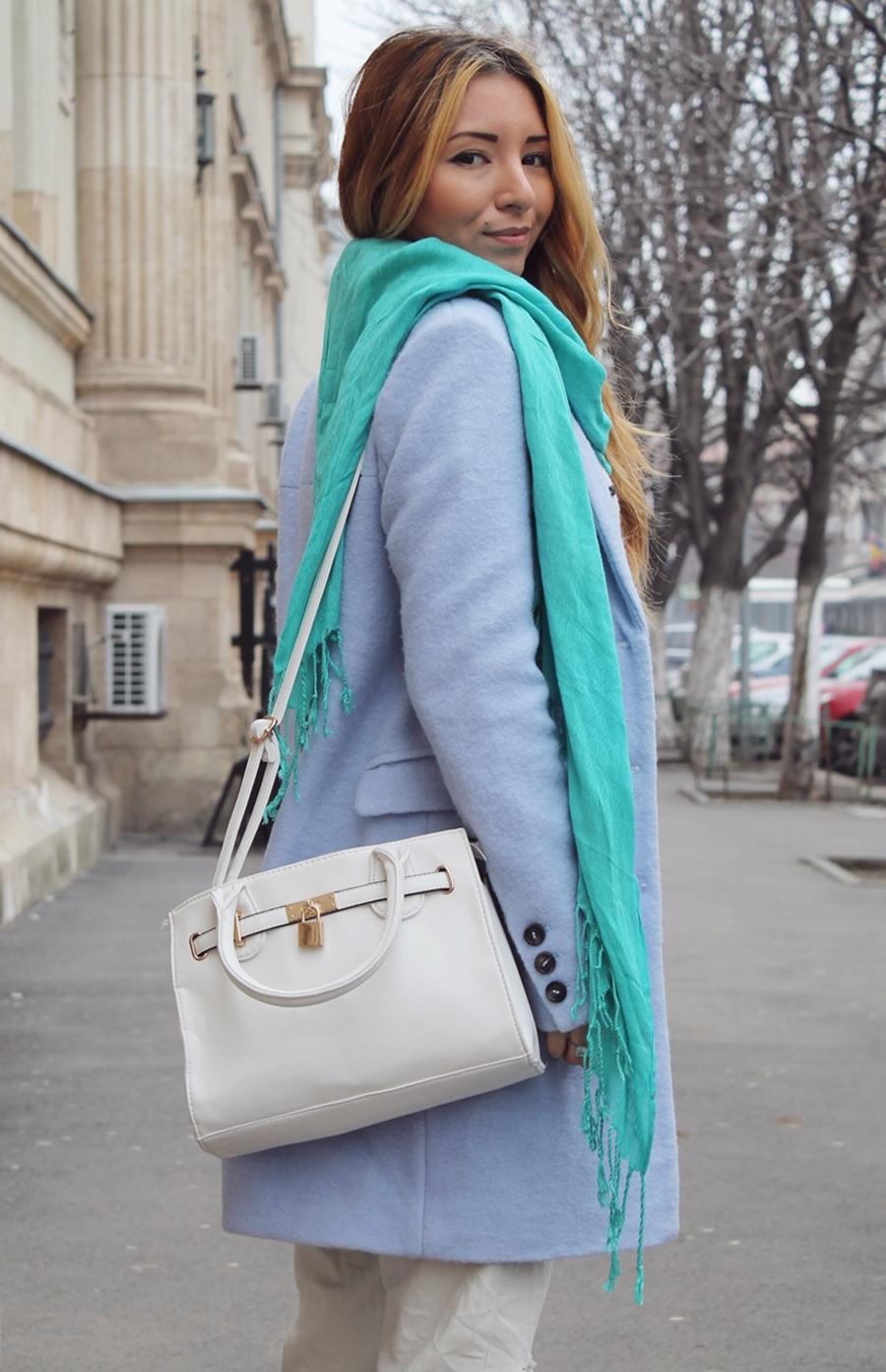 Geanta alba de umar, cum purtam gentile albe, tendinte, moda, blogger