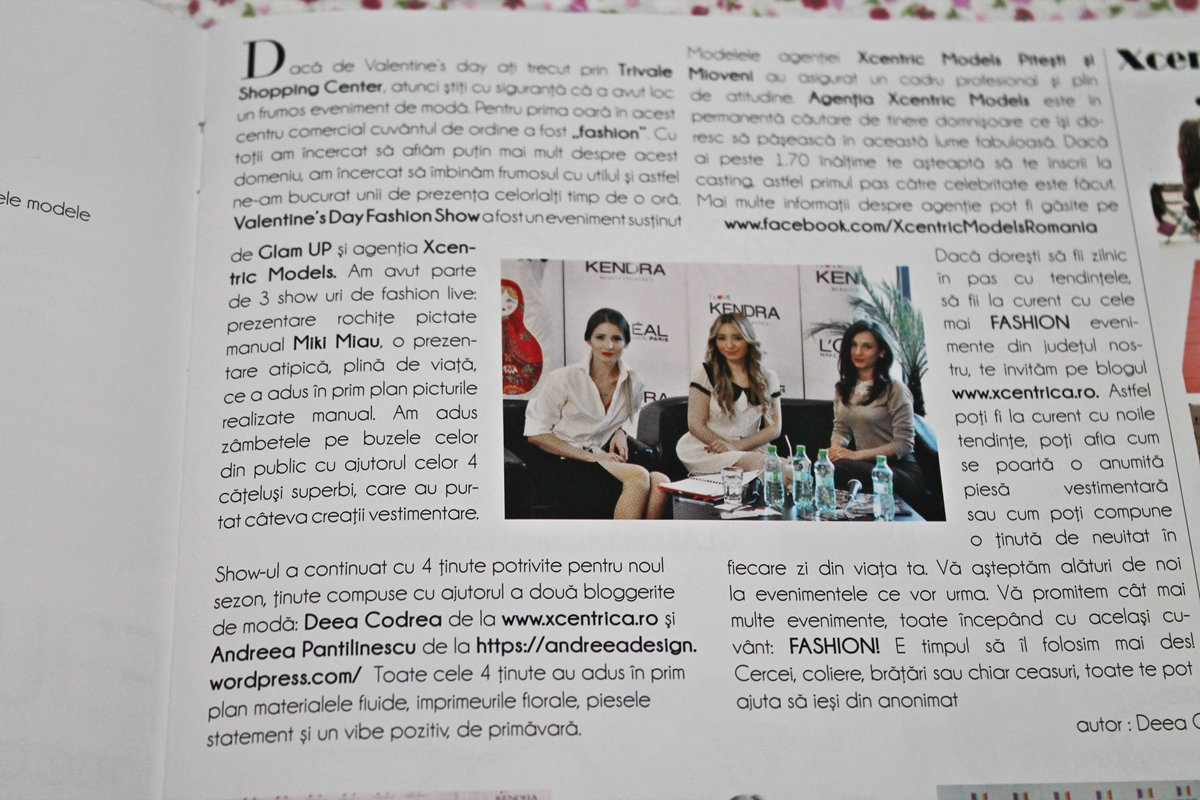 Revista glam up