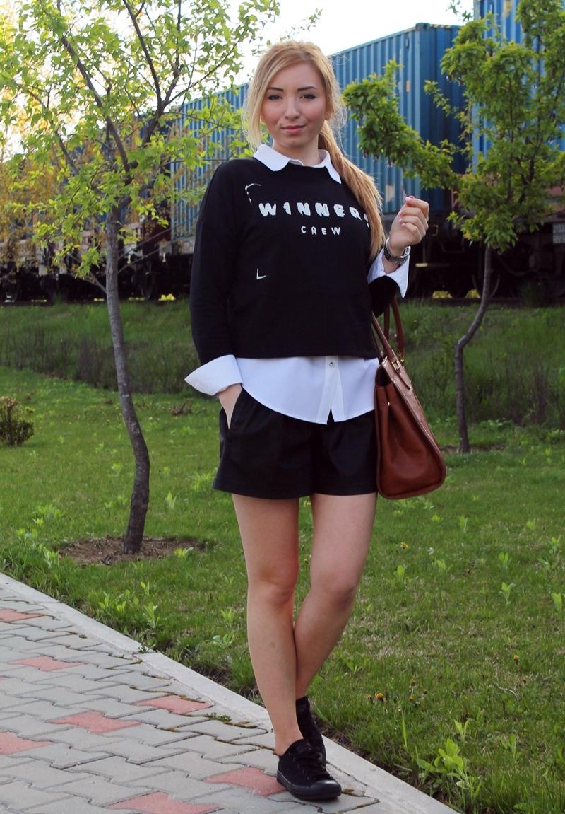 Tinuta kurtmann - blogger de moda Andreea Ristea