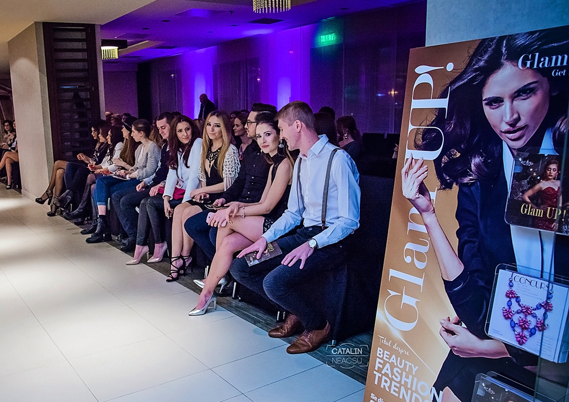 Lansare revista de moda Glam Up Pitesti, Arges
