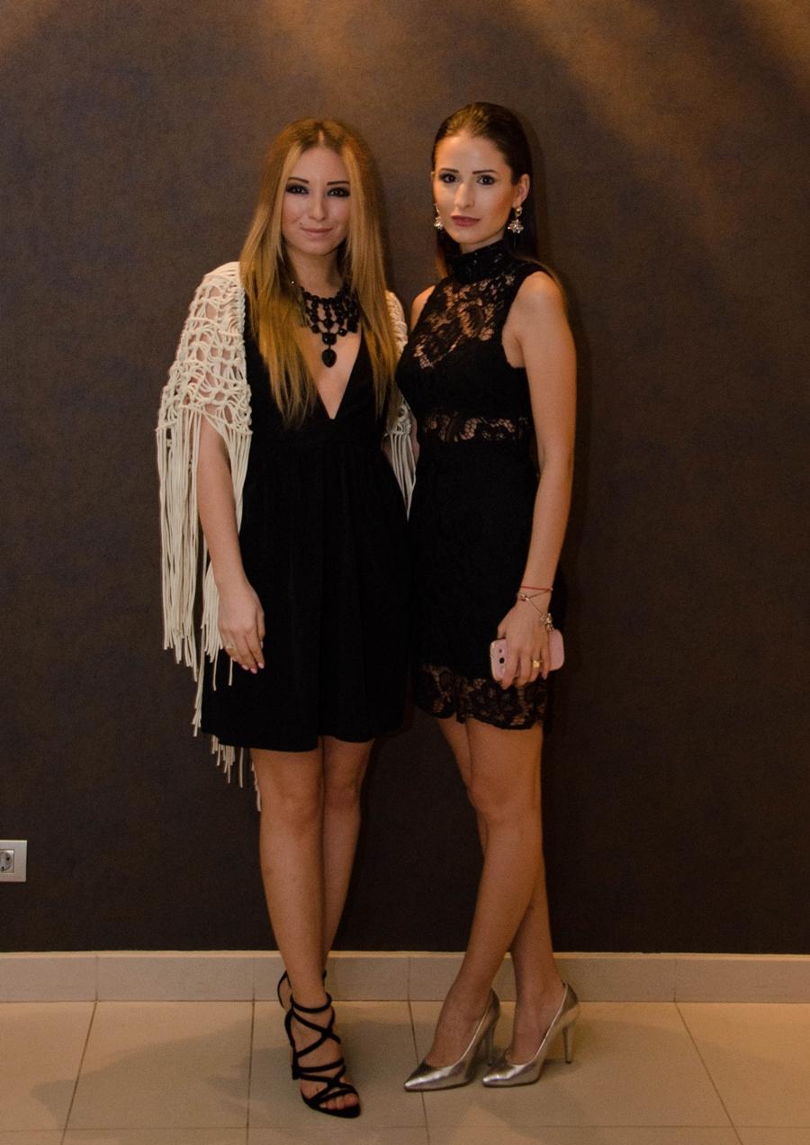 Andreea Pantilinescu, Deea Codrea, lansare revista Glam Up, blogger moda Arges