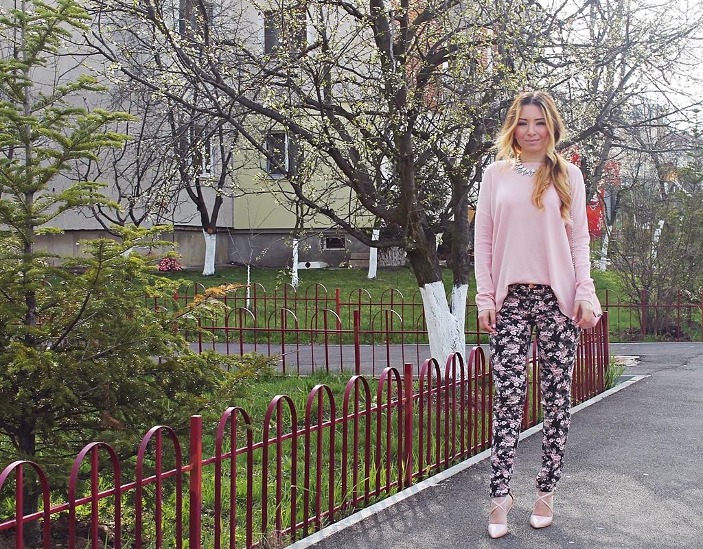 tinuta de primavara - blogger moda | Brand Circus outlet