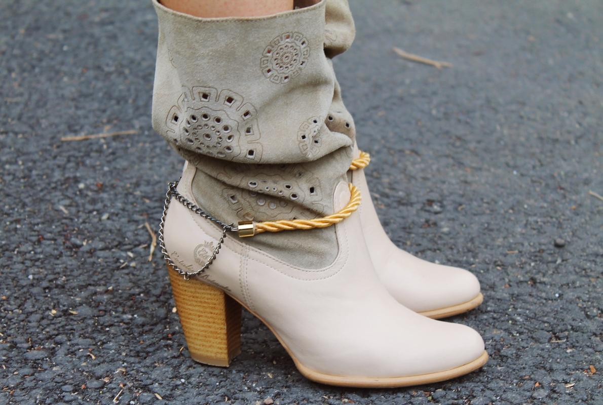 Cizme Catalin Botezatu - blogger de moda Andreea Pantilinescu