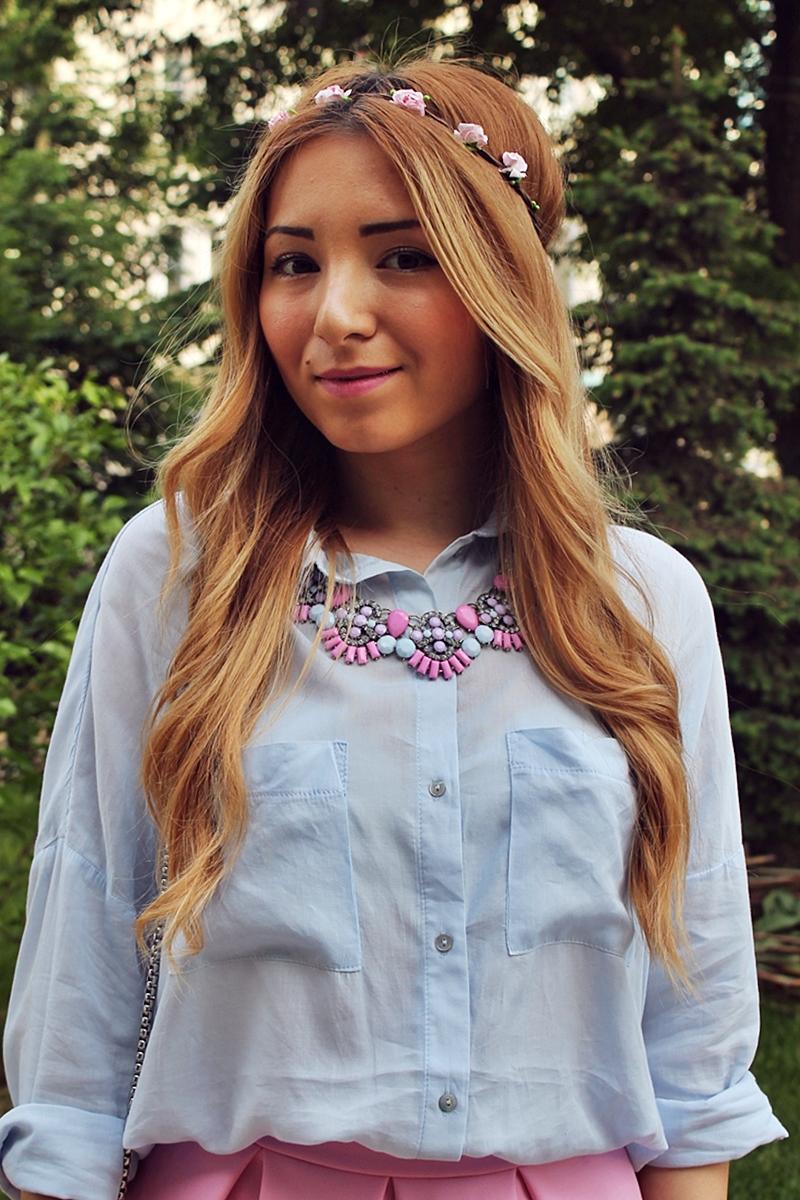 Andreea Pantilinescu - blogger de moda Romania, Mioveni, Arges