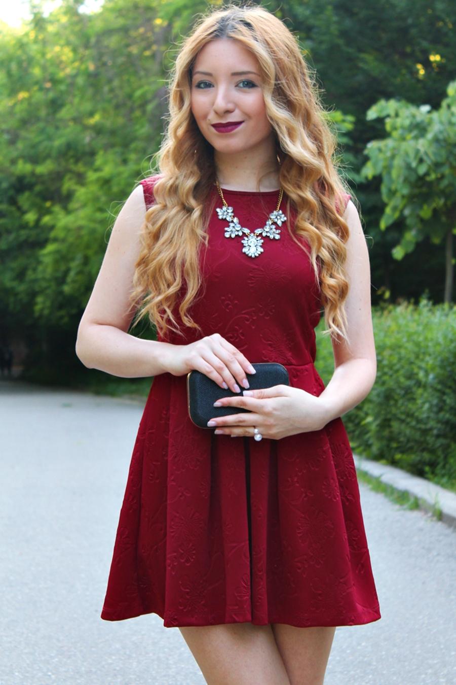 Andreea Pantilinescu - fashion blogger Pitesti, Arges