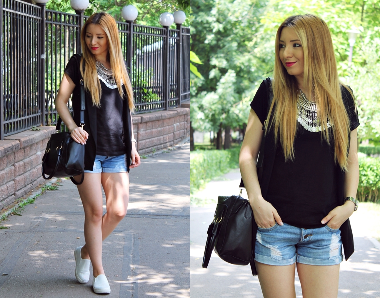 lookbook  andreea design - summer outfit