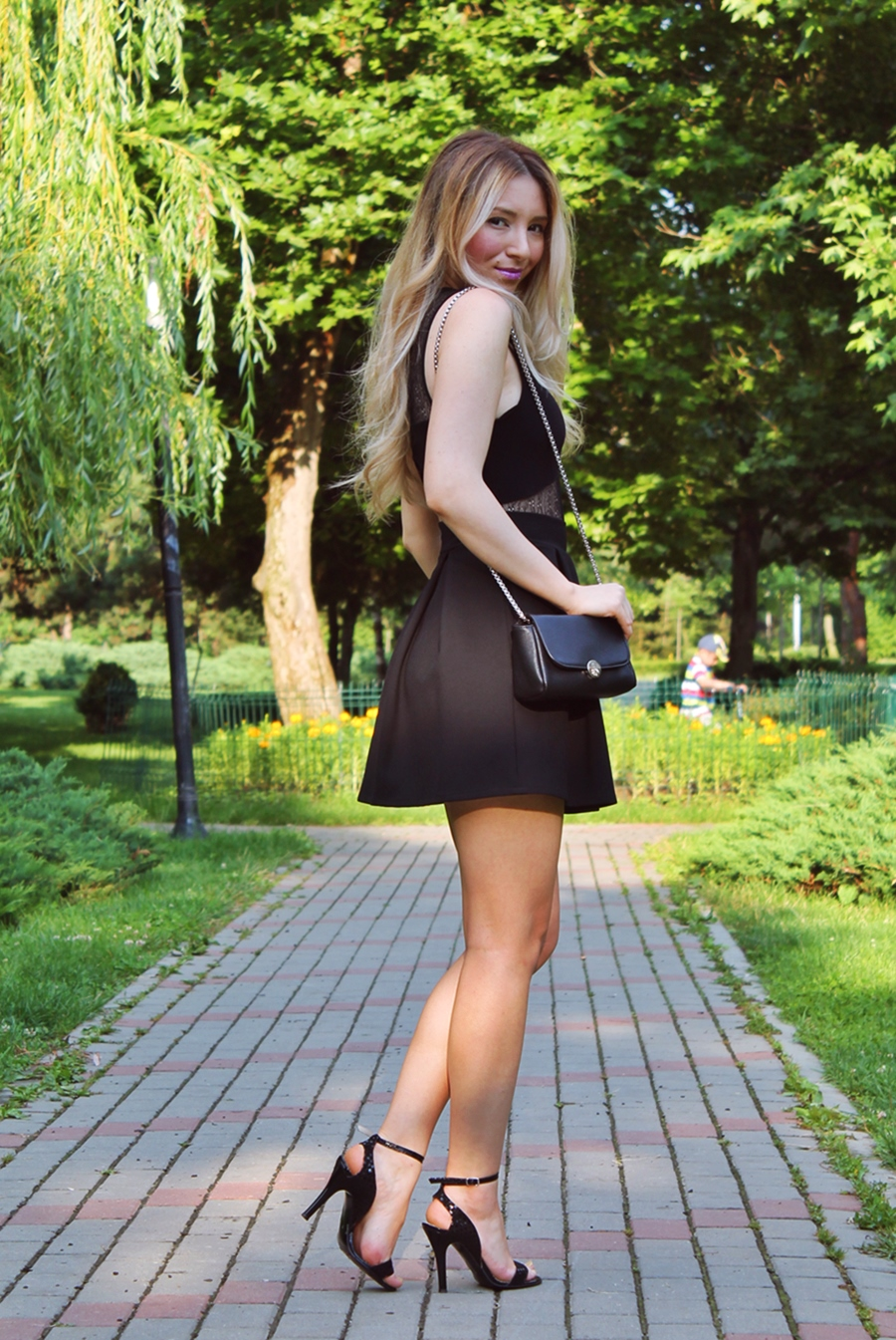 Blogger de moda - Tinuta All Black