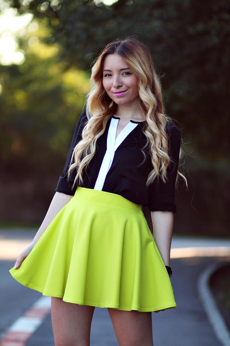 Fusta Andreea Design - Andreea Ristea Fashion Blog