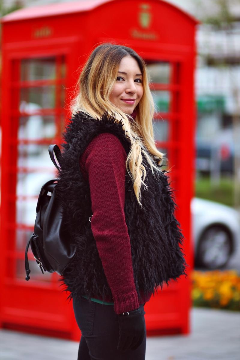 Sinaia - Andreea Ristea blogger de moda Travel
