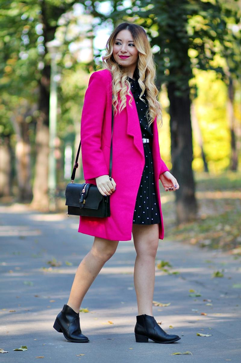 Andreea Ristea Blogger de moda - Parcul Carol Bucuresti