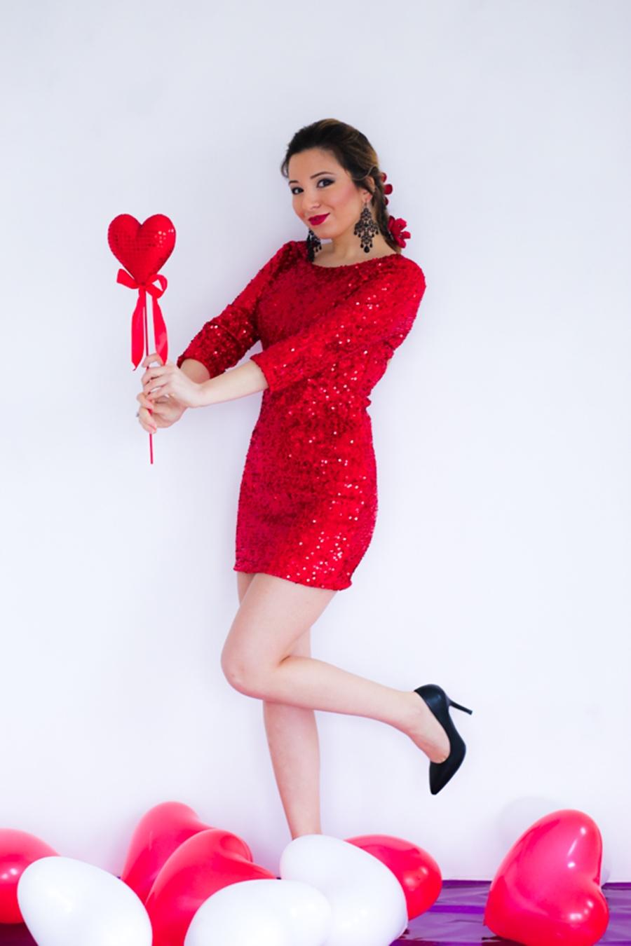 Ce purtam de Valentine's Day?