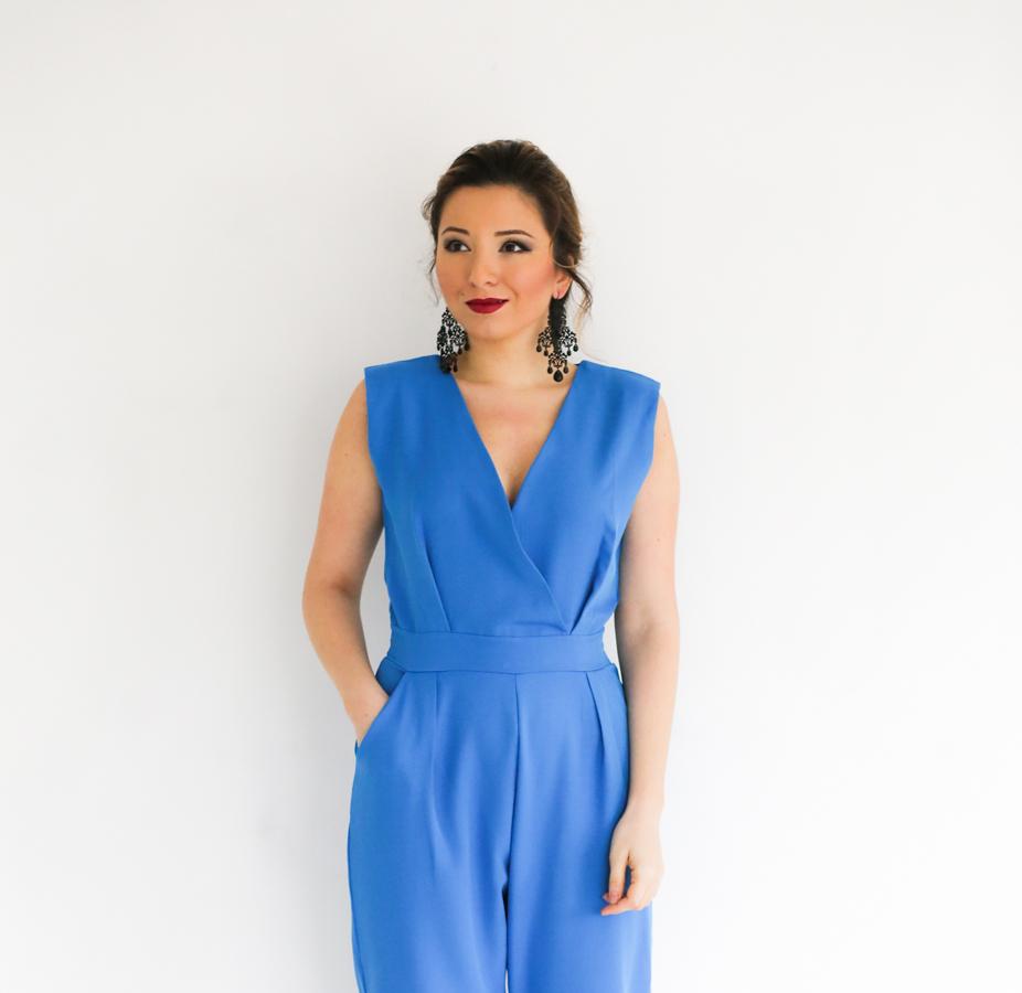 Andreea Ristea - blogger de stil personal