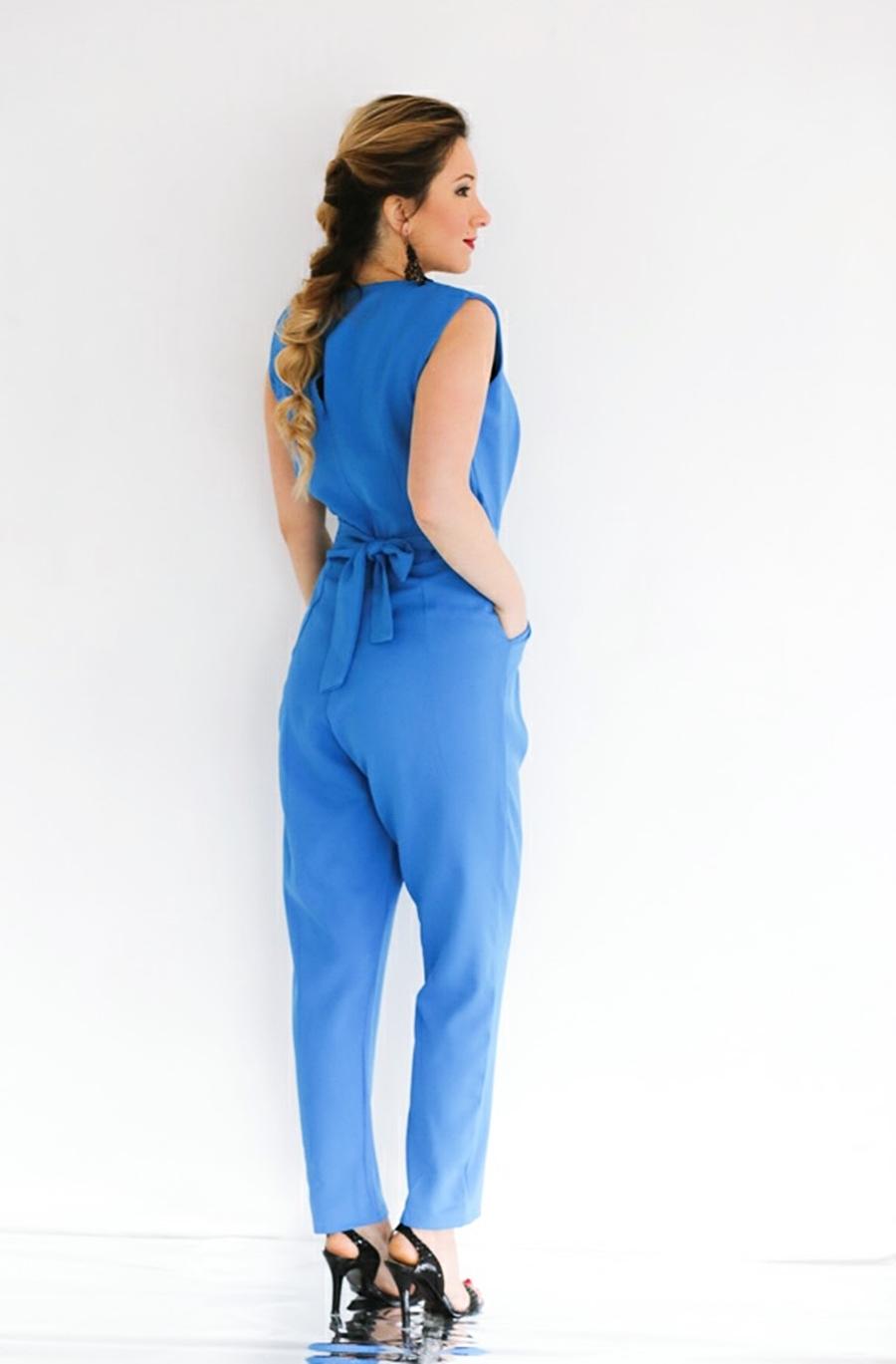 salopeta albastra - cum purtam?