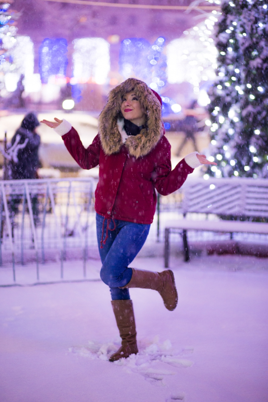 Andreea Ristea - winter story