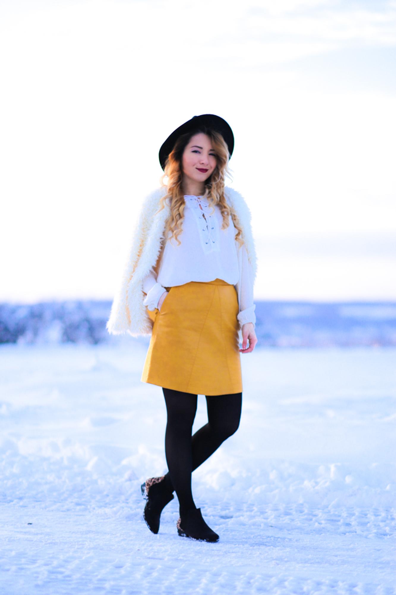 Apus de iarna - postare blog