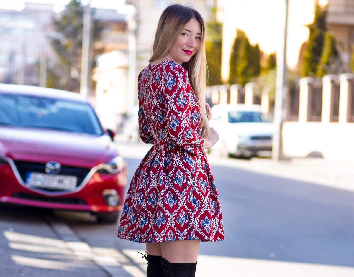 Andreea Pantilinescu - andreea ristea blog