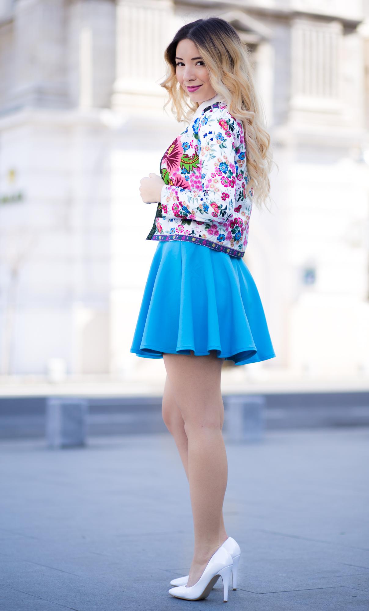 Andreea Pantilinescu - blogger de moda