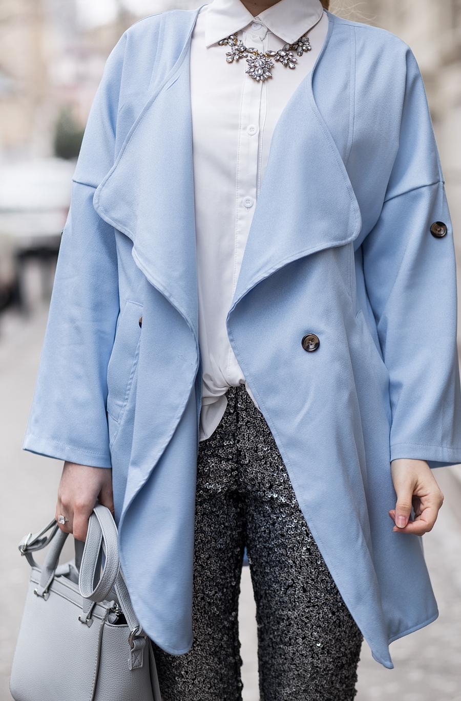 culoarea anului 2016 - jacheta oversized