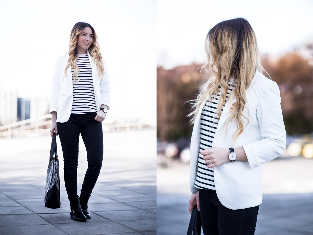 lookbook - black and white