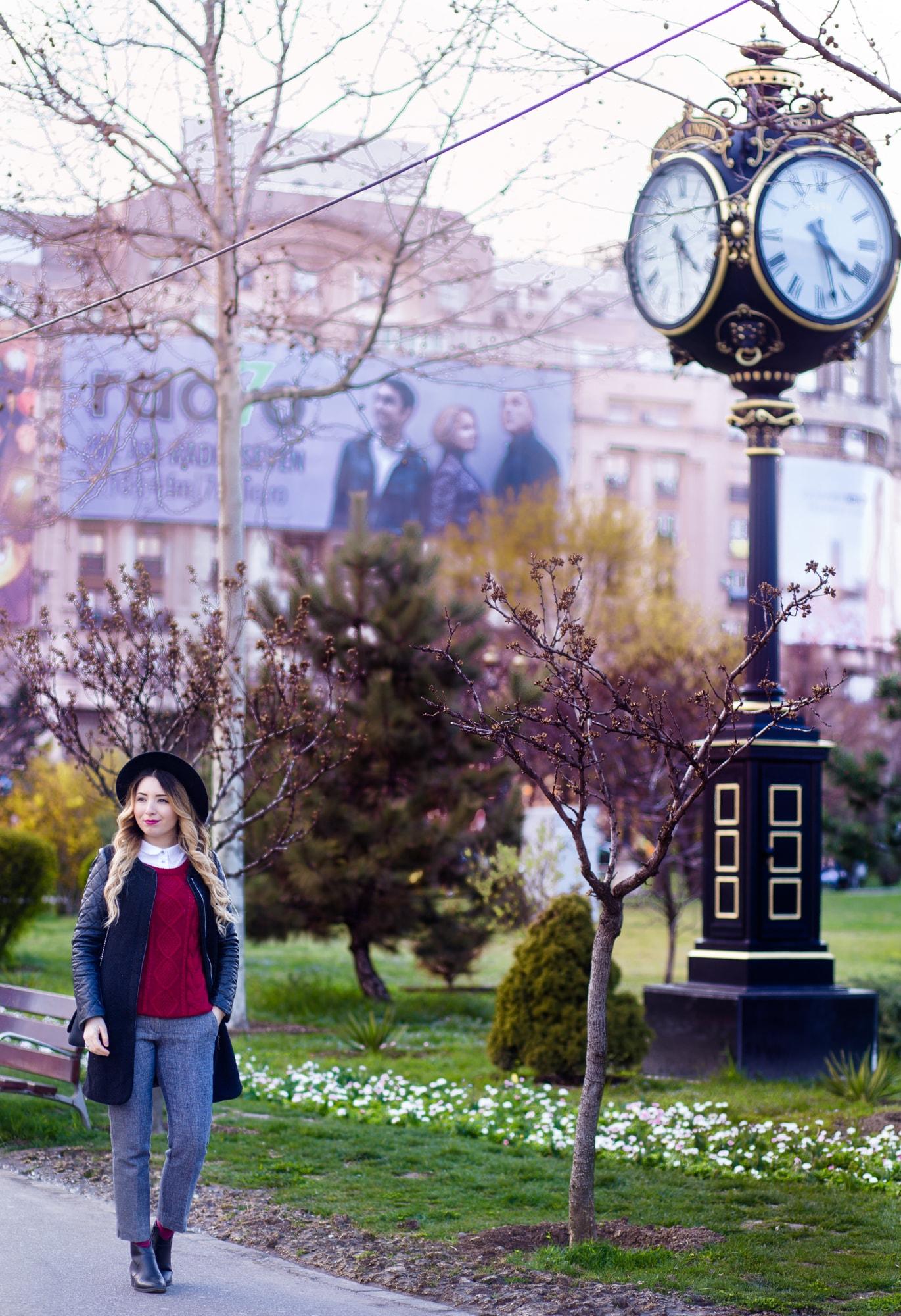 Parcul Unirii - Bucuresti
