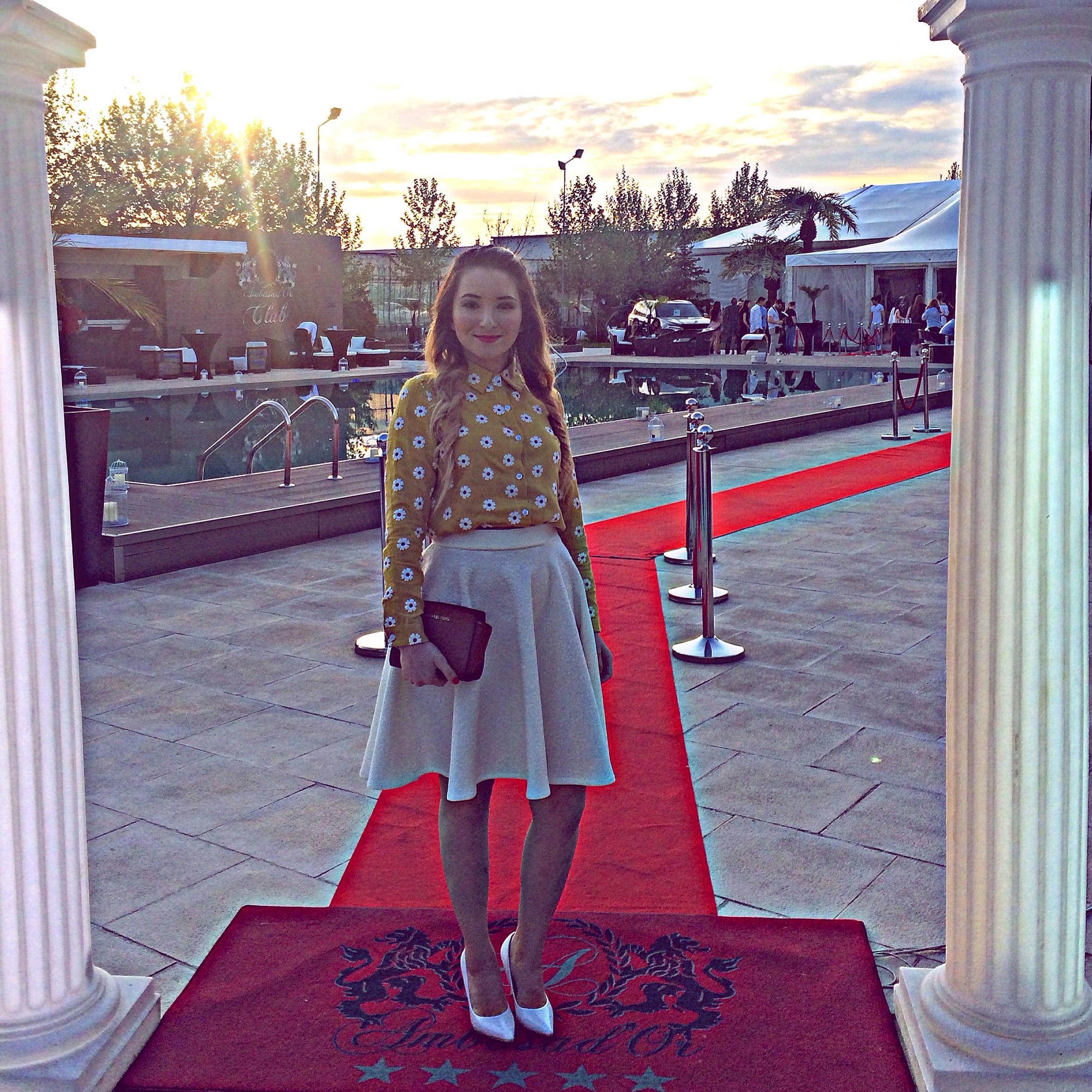 Andreea Ristea - fashion blogger BFW aprilie 2016