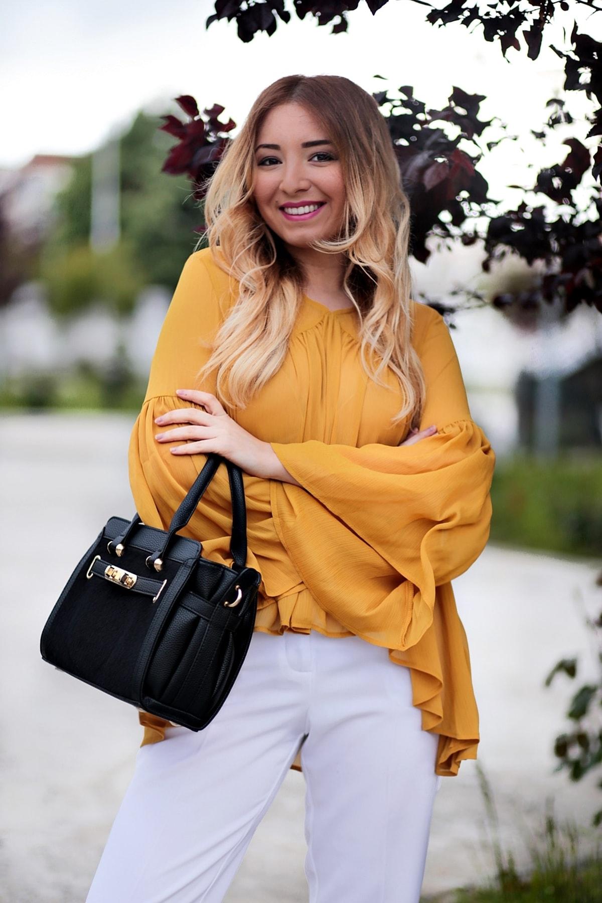 andreea ristea - fashion blogger