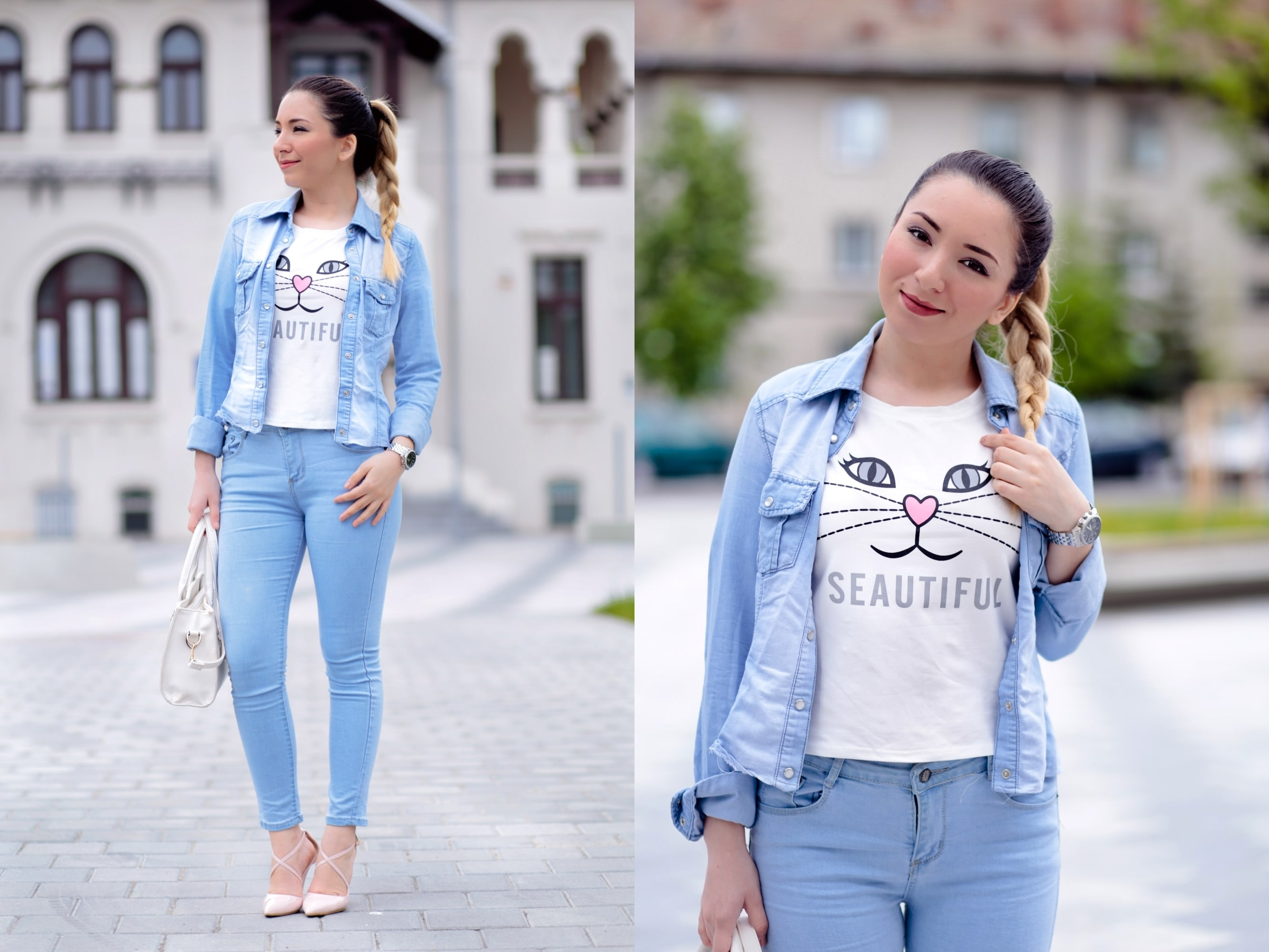lookbook denim on denim