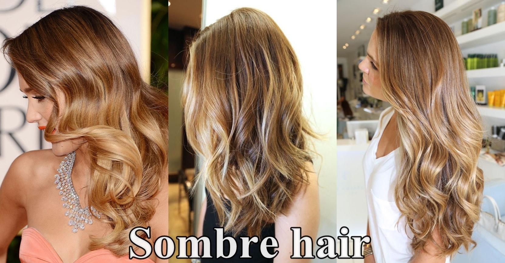 sombre hair