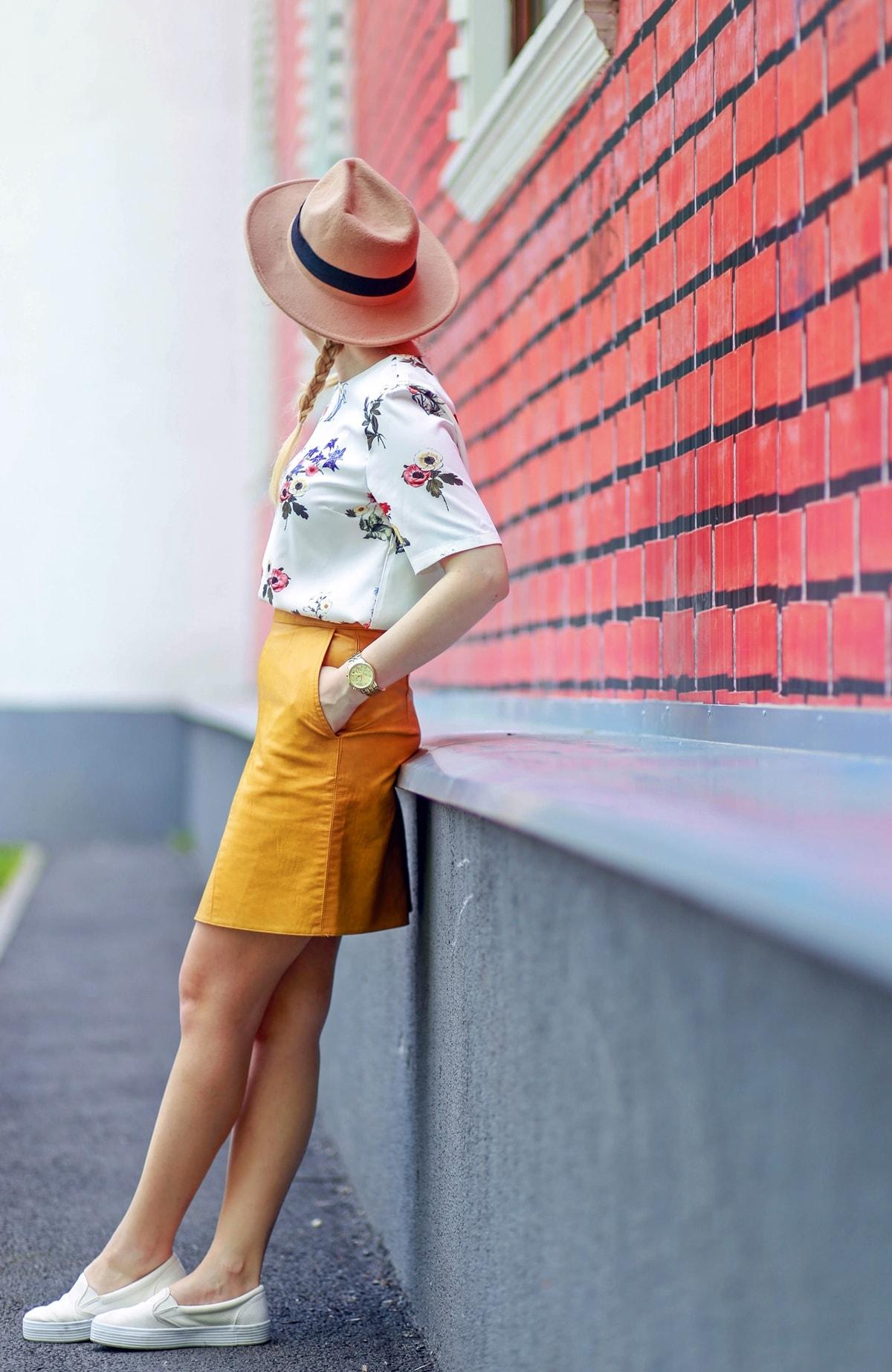 Andreea Ristea - blogger moda Bucuresti Oraselul Copiilor