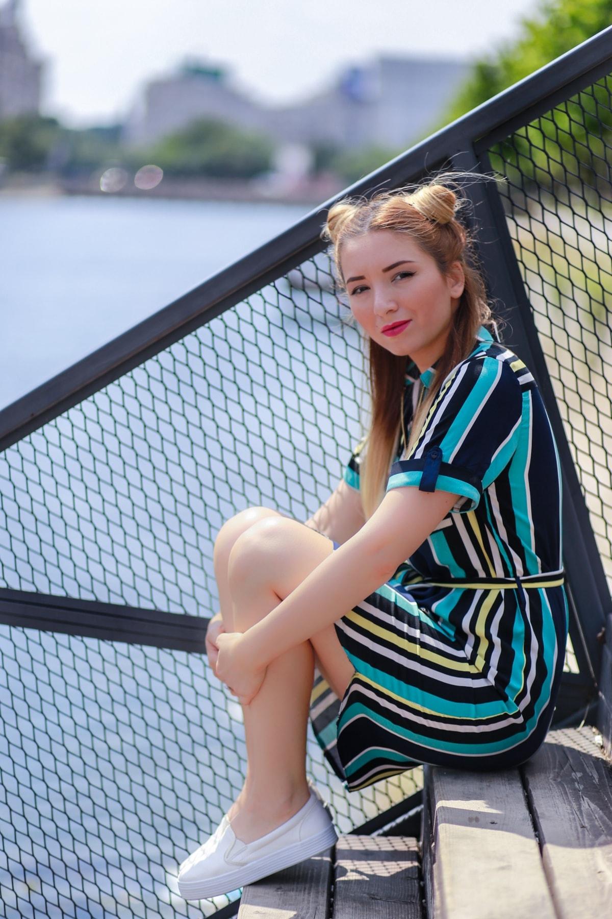 Andreea Ristea - fashion blogger Bucuresti