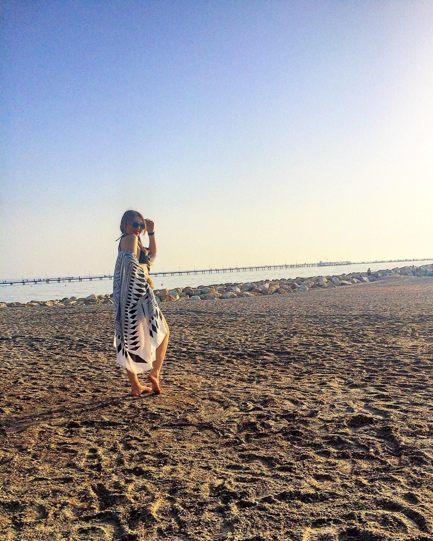 andreea ristea - plaja mamaia